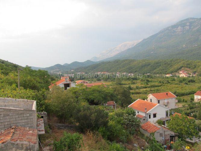 Земля в черногории купить