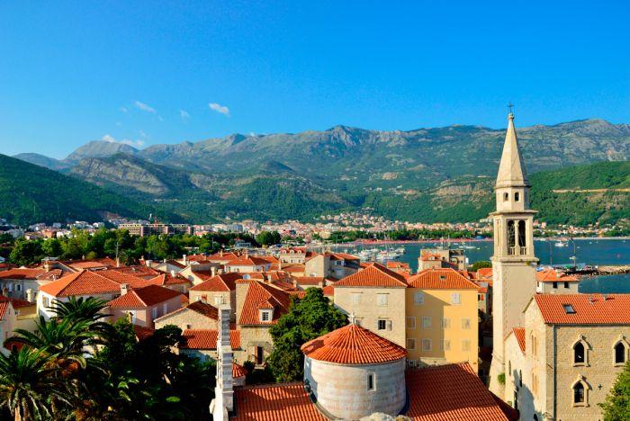 Недвижимость на луштице черногория