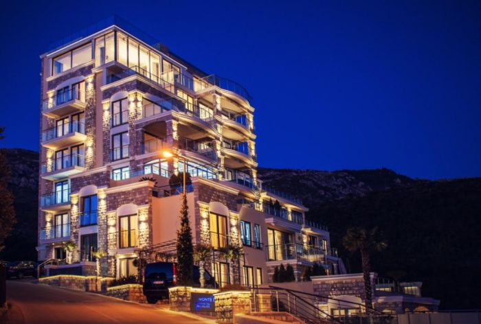 Черногория будва апартаменты отдых