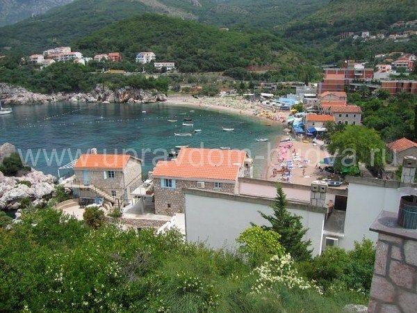 Черногория будва вилла петровац