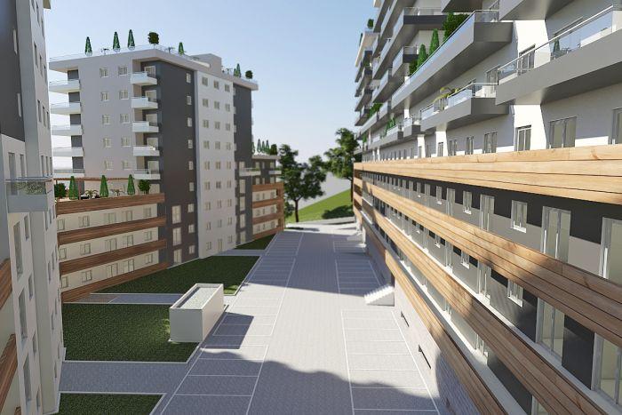 Апартаменты azzuro будва